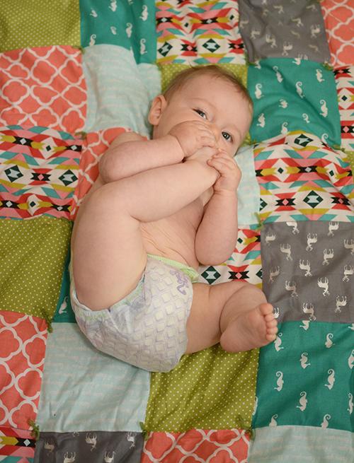 Ellis James, Baby Update - Seven Months | My Darling Days
