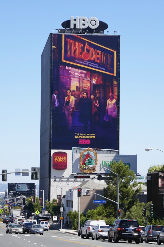 Deuce final season 3 billboard