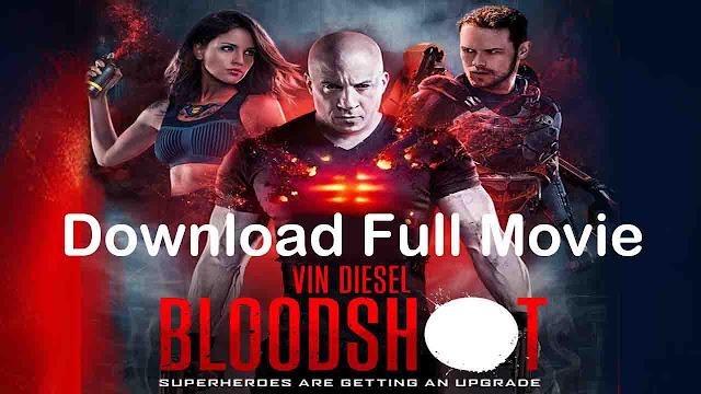 Bloodshot (2020) English HD Movie 720p Download with Torrents