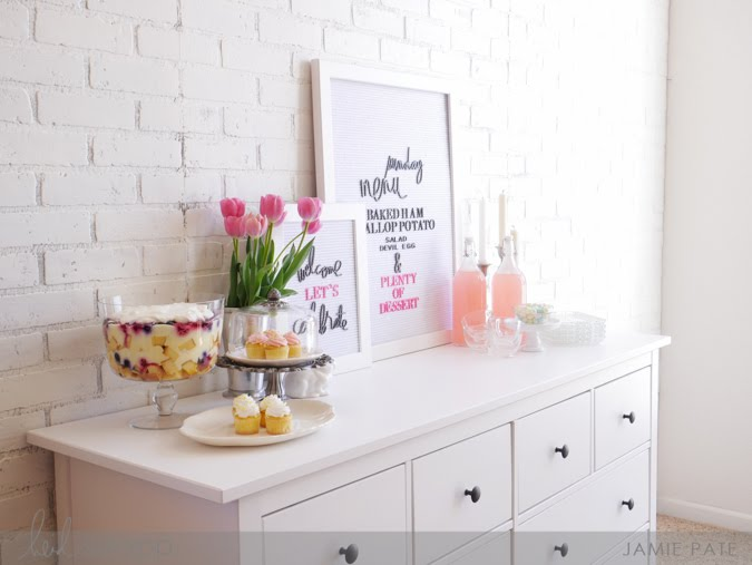 Celebrate Easter with Heidi Swapp Letterboard Vignette