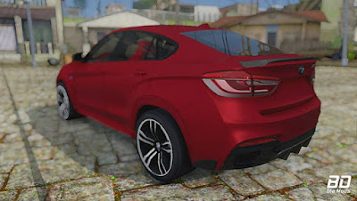 Download mod carro BMW X6 50D para GTA San Andreas, GTA SA Jogo PC