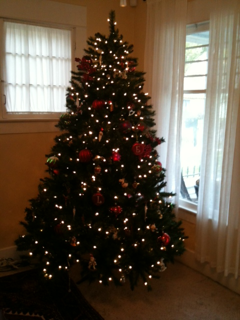 The Austin's Furniture Sale: 7' Pre-lit Christmas Tree ...
