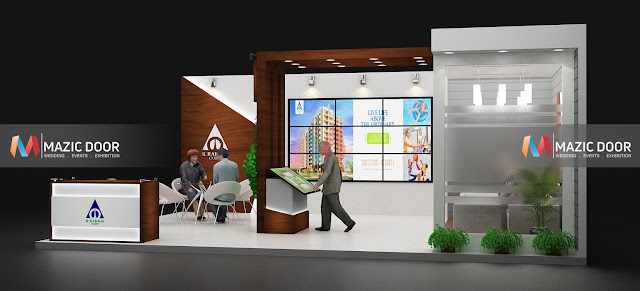 k raheja Exhibition Stall Design 03