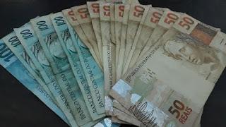 Salário mínimo de R$ 1.040