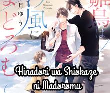 Hinadori wa Shiokaze ni Madoromu