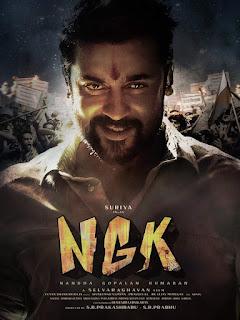 NGK 2019 Hindi Dubbed 1080p BluRay