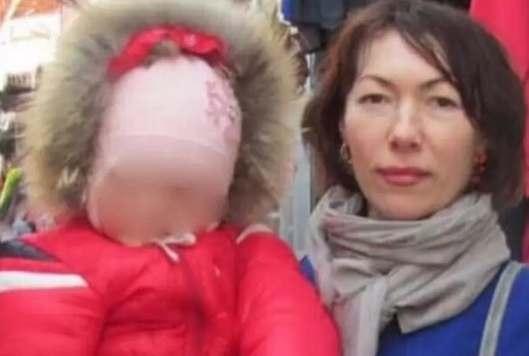 Украинка до смерти забила четырёхлетнюю дочь и списала всё на приступ эпилепсии!