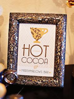 Cocoa Bar: Kit para Imprimir Gratis.