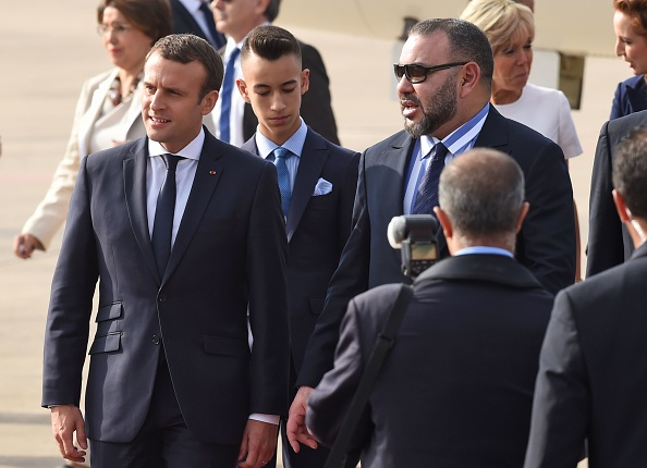 the prince about morocco