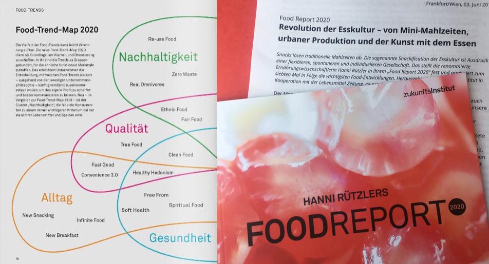 Hanni Rützler - Weblog