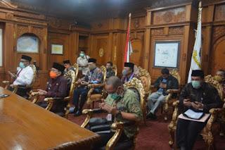 Gubernur Jambi Ikuti Musrenbangnas 2020 Secara Online