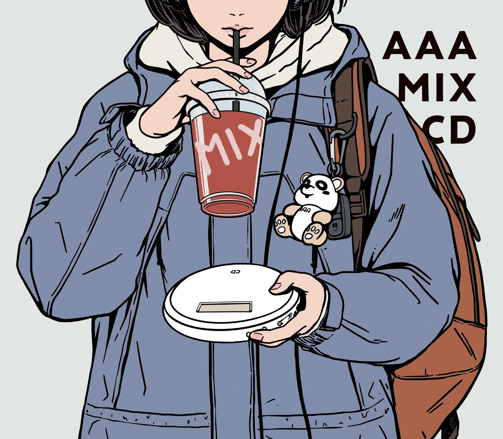 AAA - AAA Mix CD [2020.12.09+MP3+RAR]