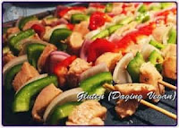 Cara membuat Gluten Vegetarian
