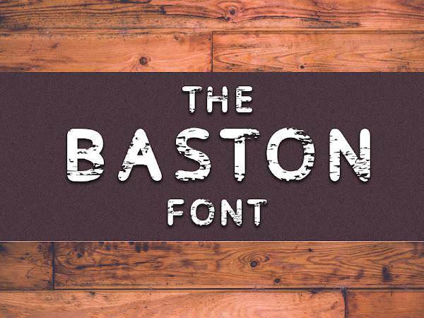 Download Baston Display Font Free