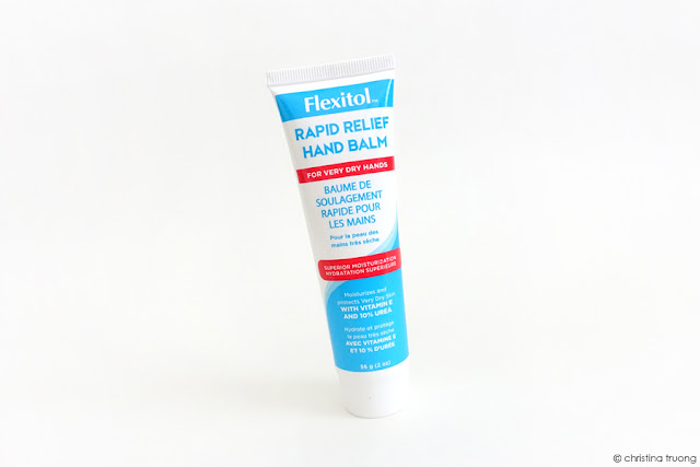 Flexitol Rapid Relief Hand Balm Review