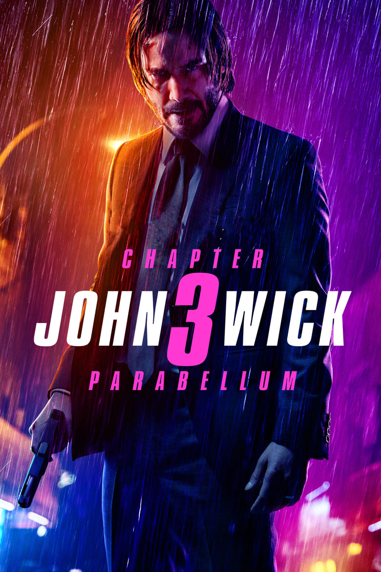 John Wick: Chapter 3 – Parabellum [2019] [DVD9] [NTSC] [Latino]