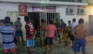 Bando explode agências bancárias na Paraíba neste sábado; veja vídeo