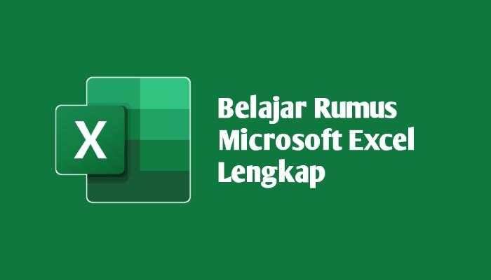 Belajar Excel Lengkap