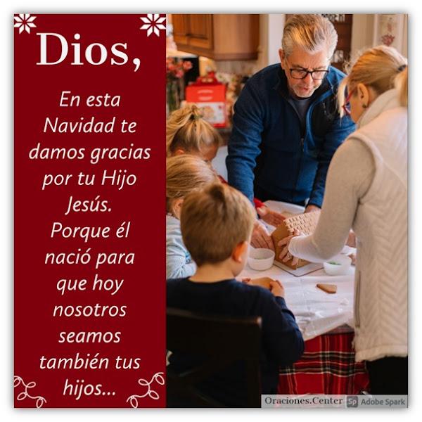 Una Oración de Navidad para la Familia del 2020