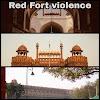 Red Fort violence: Delhi police detain 200 after farmer protests(lalqila)