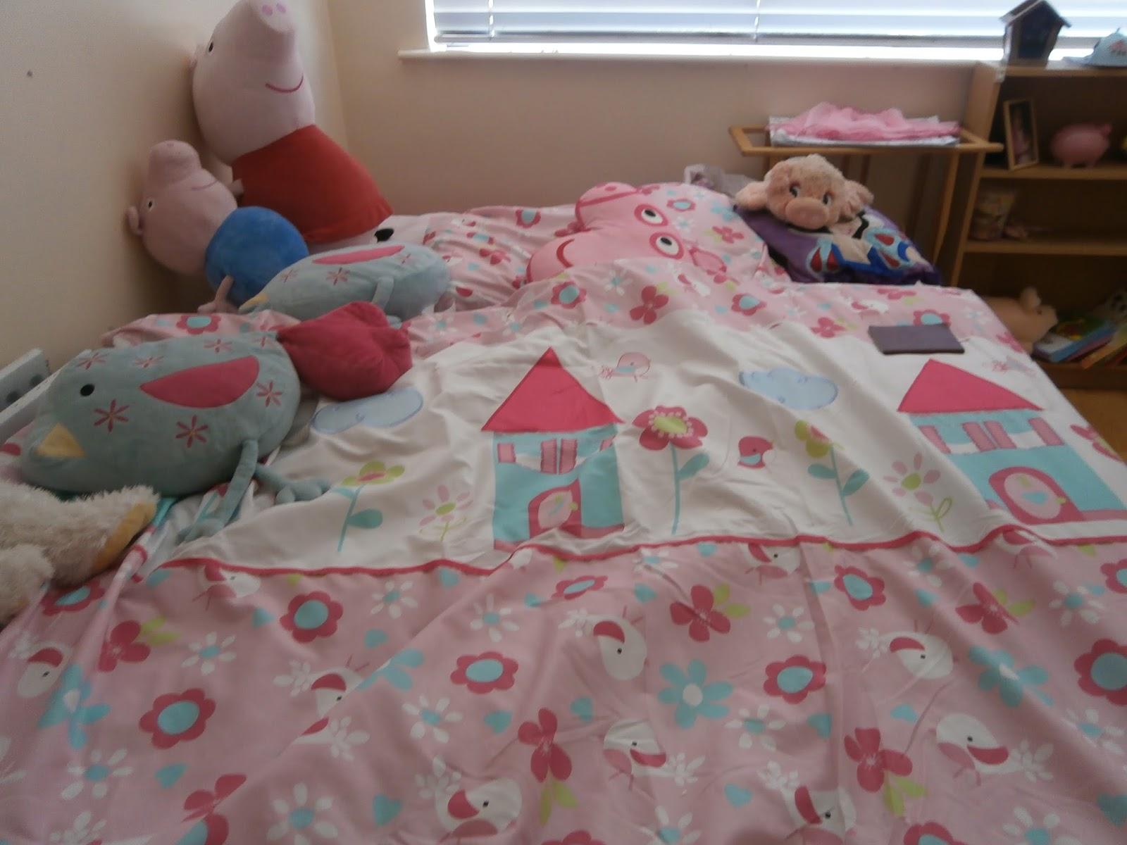 A Toddler Bedroom Tour Peppa Pig Room