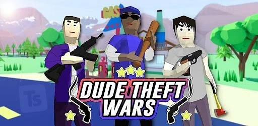 تحميل لعبة Dude Theft Wars