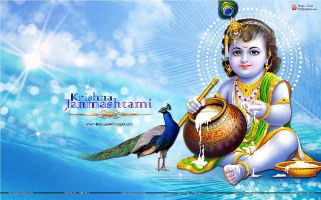 happy janamashtami images