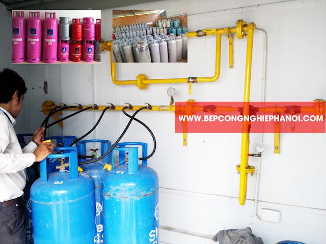 Tư vấn sử dụng bình gas công nghiệp an toàn