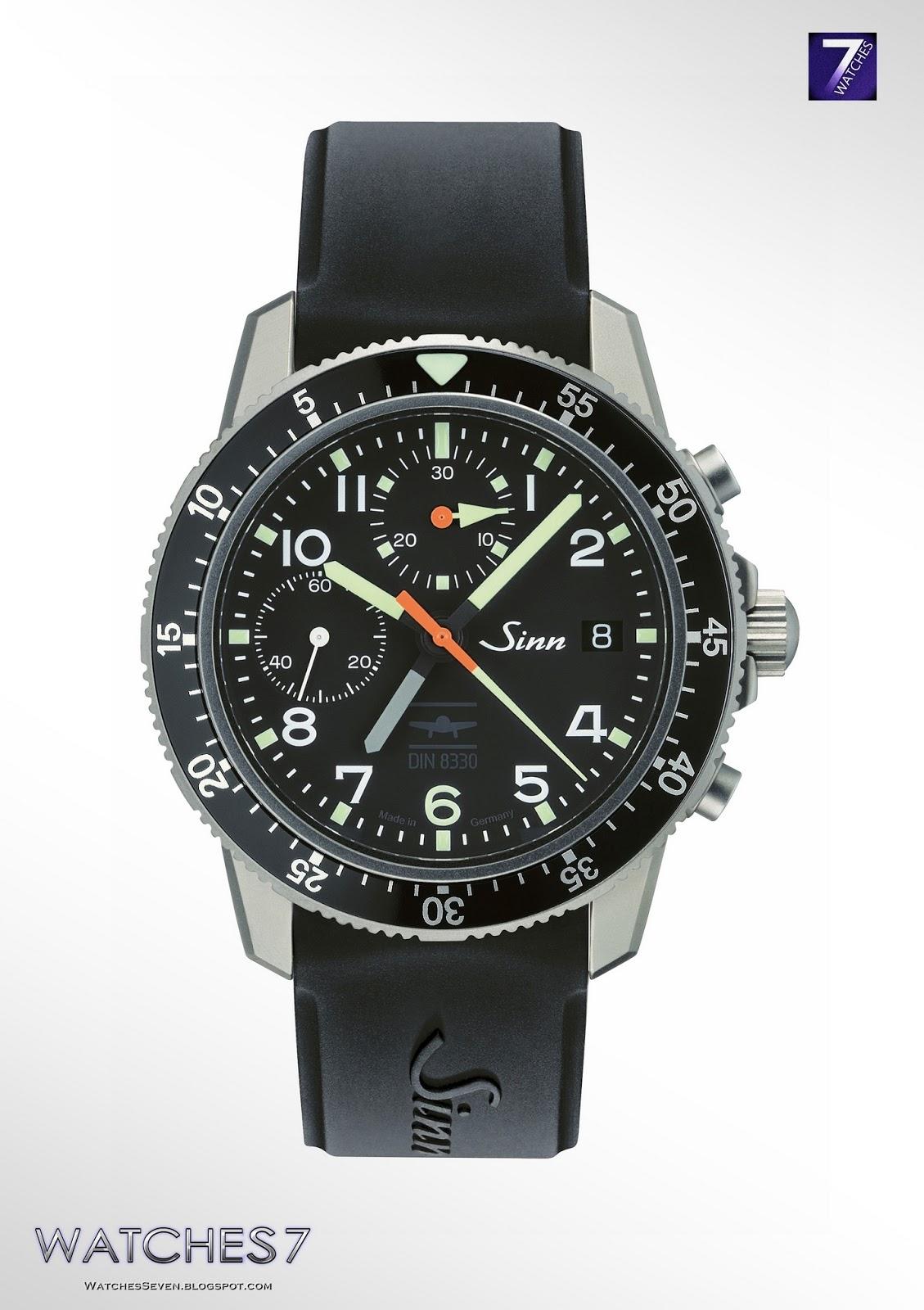 Watches 7: SINN watches pass DIN 8330 Horology