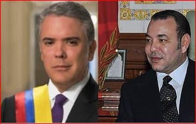 المغرب وكولومبيا يجددان التأكيد على تعزيز الشراكة الثنائية المتعددة الأبعاد