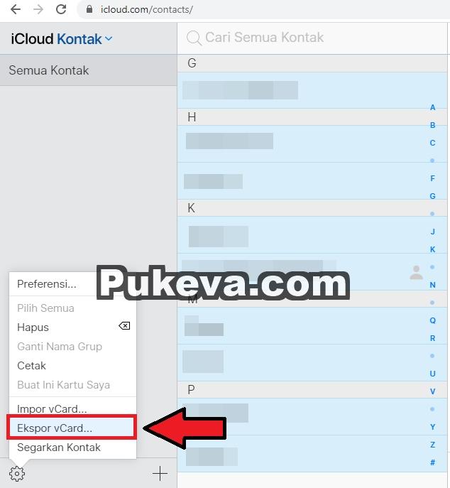 Cara Memindahkan Kontak Dari Iphone Ke Gmail Android Pukeva