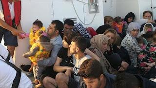 تركيا..خلال الأسبوع الماضي ضبط 3250 مهاجرا غير شرعي