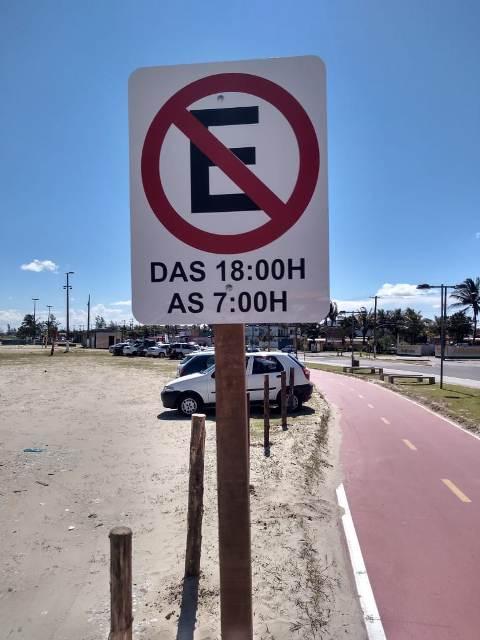 Operações conjuntas entre Divisão de Trânsito , Fundação Florestal  e Polícia Militar  alertam para a proibição de veículos nas praias