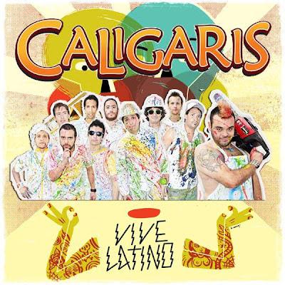 Los Caligaris - Vive Latino 2012 (2012)