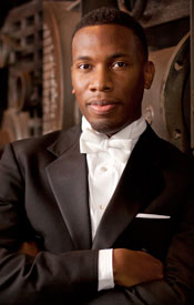 AfriClassical: Roderick Cox Among Five Conductors in the