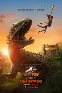 Jurassic World: Camp Cretaceous (Season 1) [Hindi 5.1 DD] Dual Audio WEB-DL 720p x264 [Netflix Series]