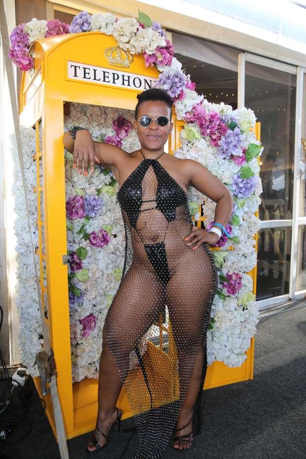 Pantless Dancer, Zodwa Wabantu Apologizes To South African LGBT Community