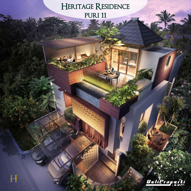 puri 11 heritage residence