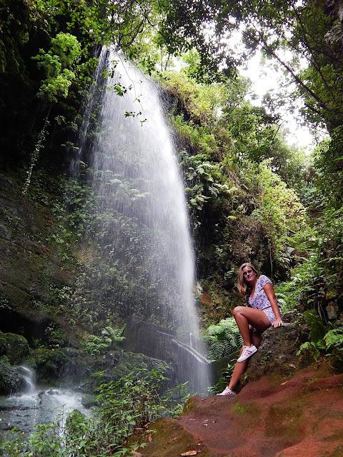 La Palma Los Tilos wodospad