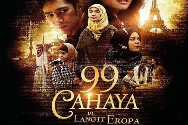 Movie - 99 Cahaya Di Langit Eropa (2013) - s o l i v a g a ...