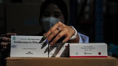 Paket Obat Gratis Susah Didapat, Pasien Isoman COVID-19 Harus Bagaimana?
