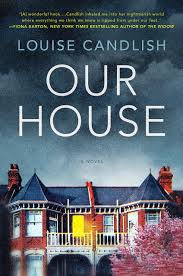 OUR HOUSE BOOK COVER