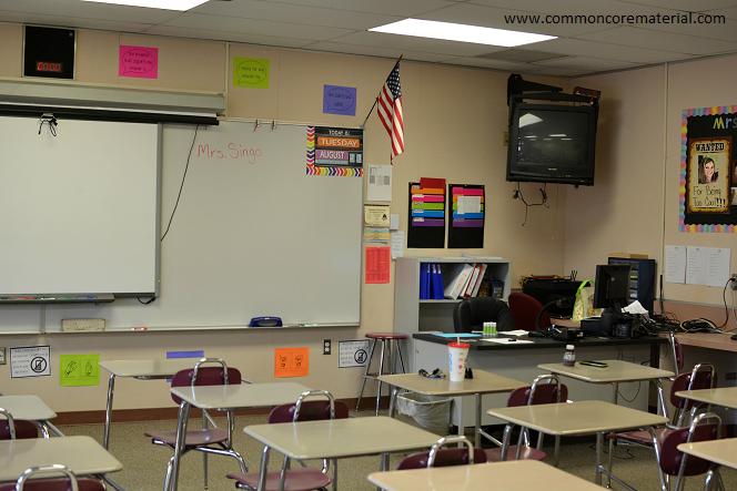 Math Classroom Decorations