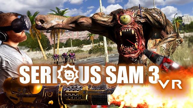 لعبة سيريوس سام 3