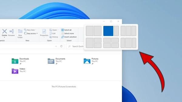 Cara Menggunakan Kontrol Snap Assist Baru Pada Windows 11