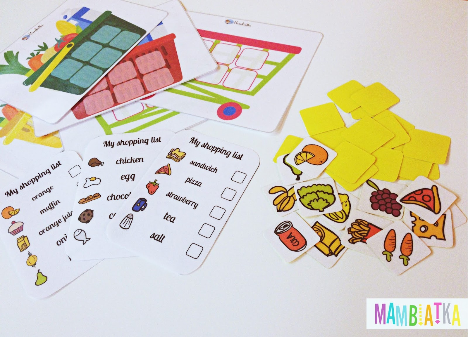 mambiatka | english for kids | resources for teachers and parents