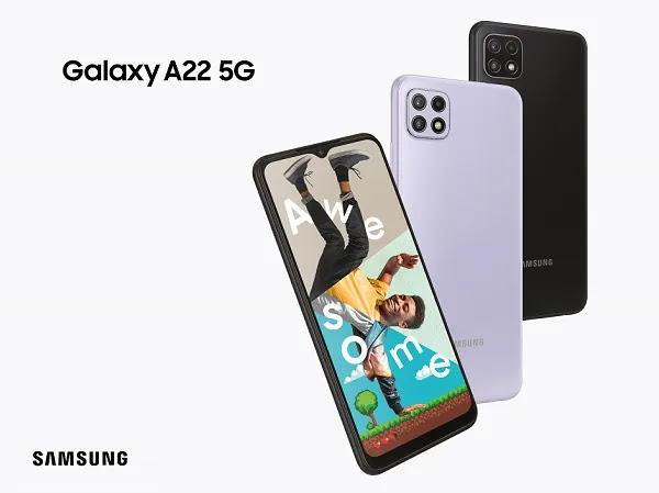 GALAXY A22 4G Y 5G EN PERÚ