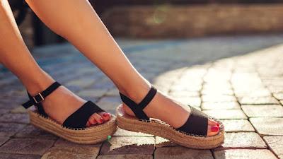 Las sandalias Flex Pies son todo lo que necesitas