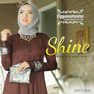Ayyanameena Shine - Brown