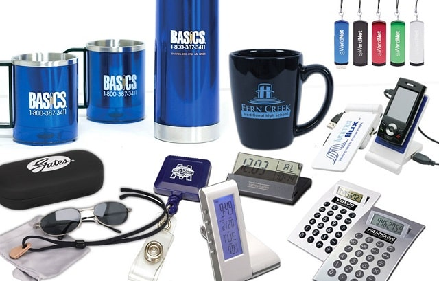 most popular promotional items for businesses branded merchandise